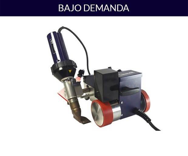 Máquina de Soldadura foiler ETL 20mm - Lonas y pancartas