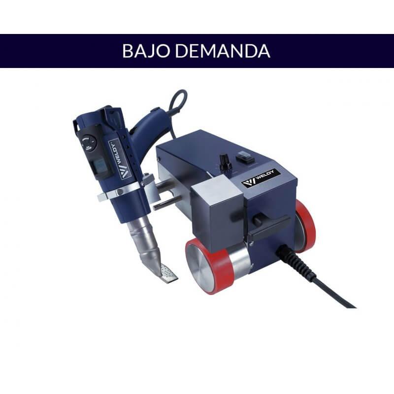 Máquina de Soldadura foiler 20mm - Lonas y vallas publicitarias