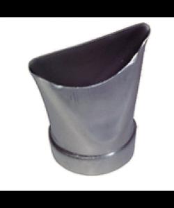 Tobera con protección de vidrio ø 35.5