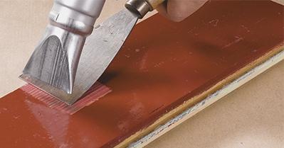 3 herramientas para decapar madera recomendadas por Weldy Iberian